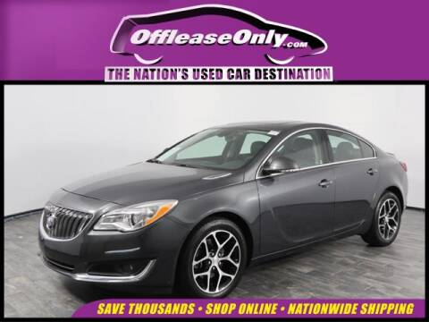 2017 Buick Regal Sport Touring for sale at OffLeaseOnly.com The Nation's Used Car Destination in North Lauderdale FL