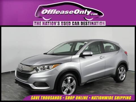 2019 Honda HR-V LX for sale at OffLeaseOnly.com The Nation's Used Car Destination in North Lauderdale FL