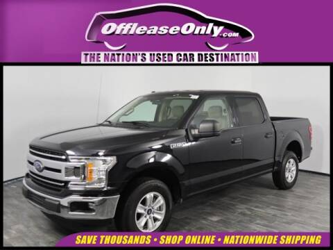 2018 Ford F-150 for sale at OffLeaseOnly.com The Nation's Used Car Destination in North Lauderdale FL