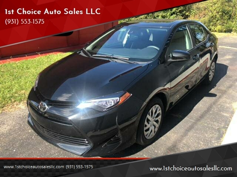 2017 Toyota Corolla for sale in Clarksville, TN