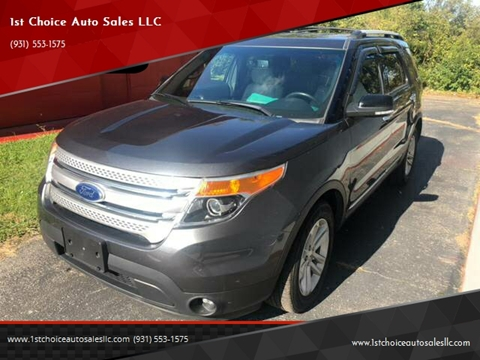 2015 Ford Explorer for sale in Clarksville, TN