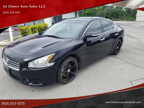 2009 Nissan Maxima for sale in Clarksville, TN