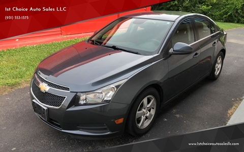 2013 Chevrolet Cruze for sale in Clarksville, TN