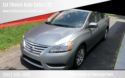 2013 Nissan Sentra for sale in Clarksville, TN