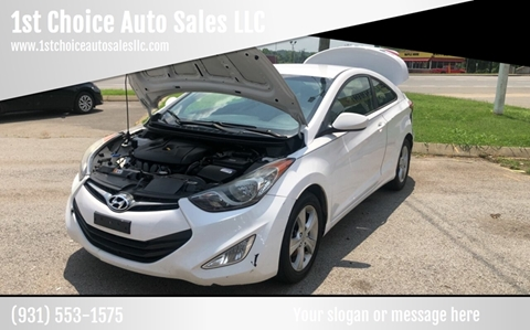 2013 Hyundai Elantra Coupe for sale in Clarksville, TN