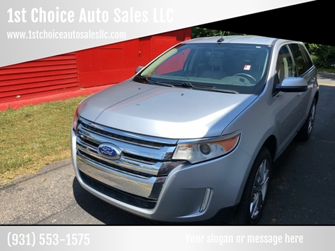 2013 Ford Edge for sale in Clarksville, TN