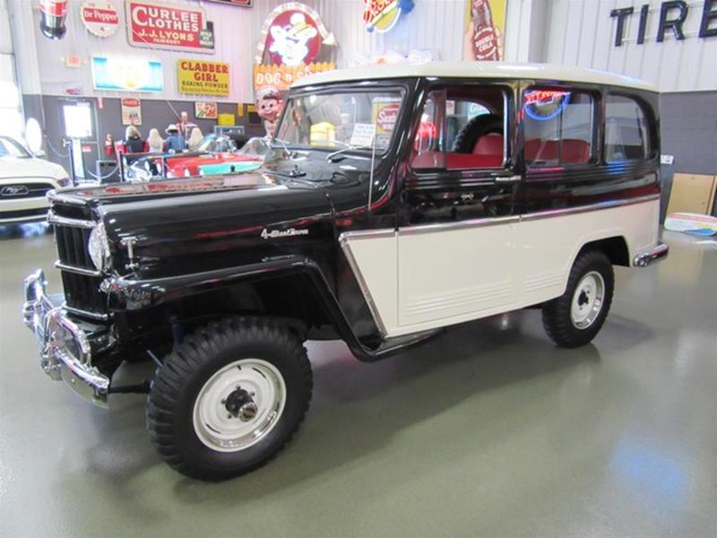 1961 Willys Jeep 46