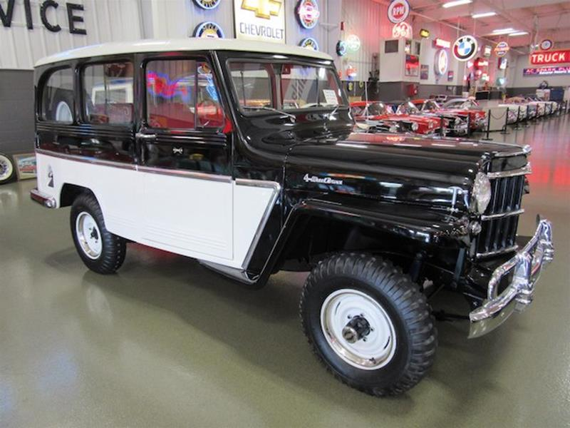 1961 Willys Jeep 45