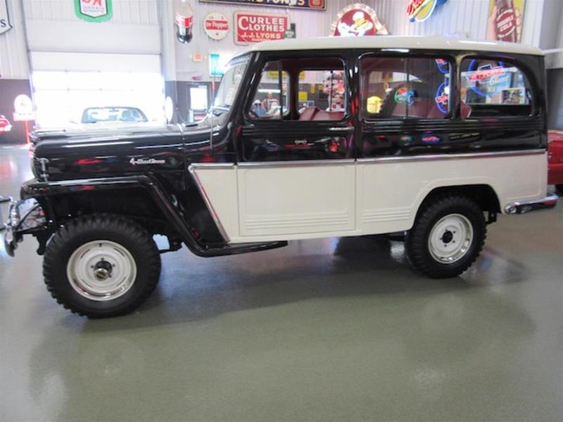 1961 Willys Jeep 47