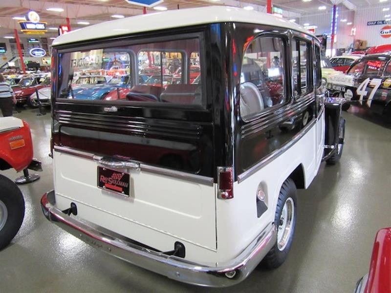 1961 Willys Jeep 51