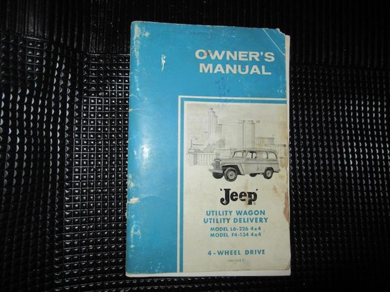 1961 Willys Jeep 44