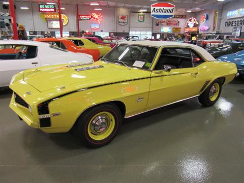Ray Skillman Chevrolet >> 1969 Chevrolet Camaro For Sale - Carsforsale.com