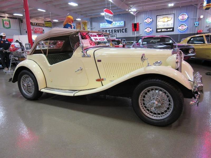 1952 MG TD 1
