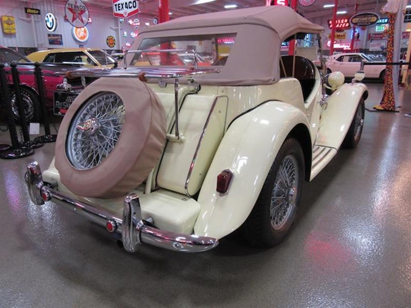 1952 MG TD 6