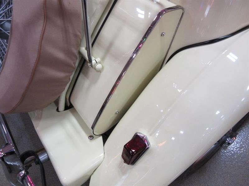 1952 MG TD 14
