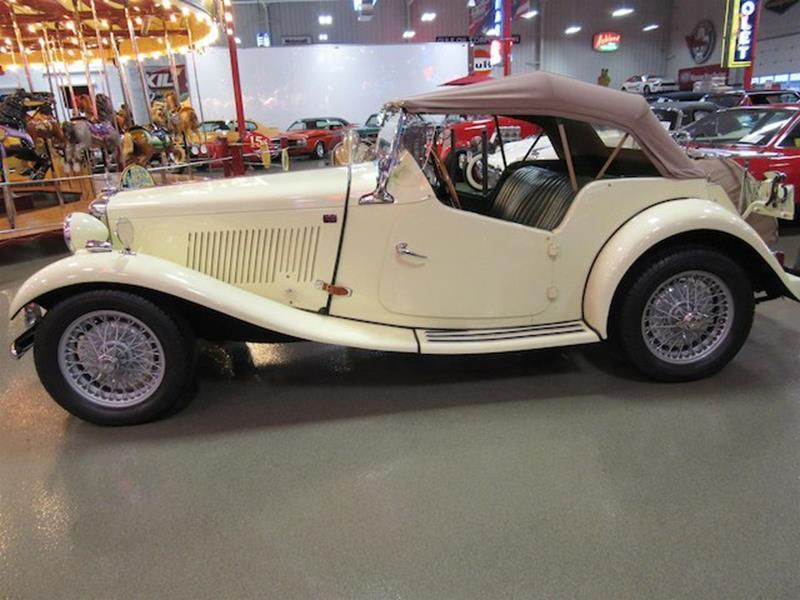 1952 MG TD 9