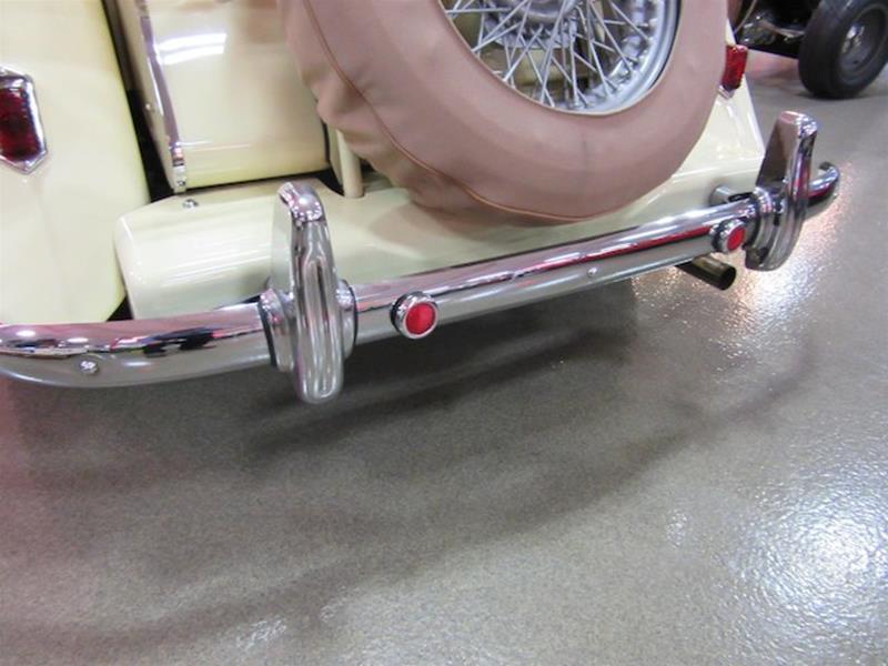 1952 MG TD 11