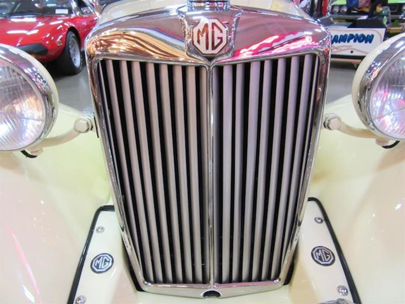1952 MG TD 25