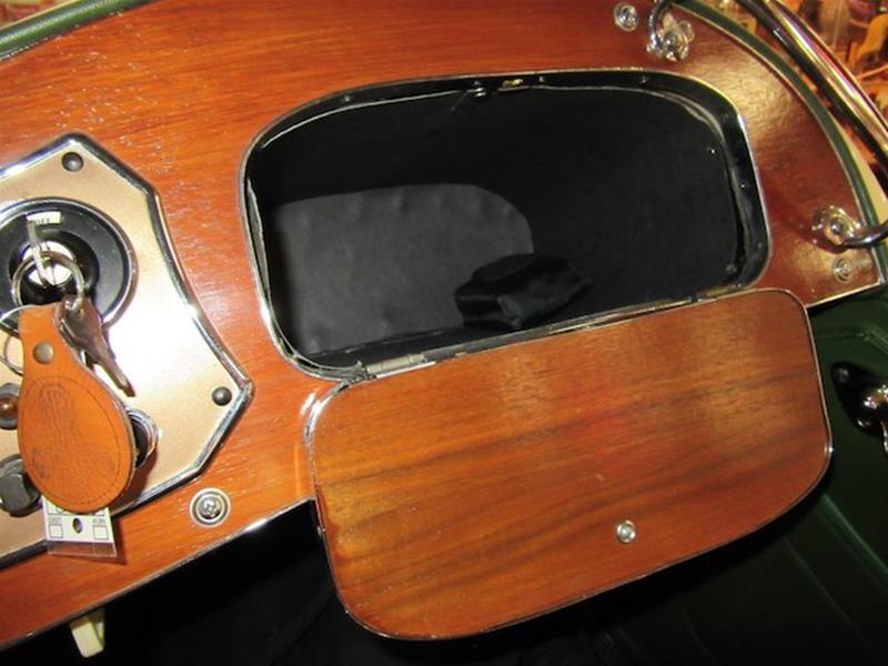 1952 MG TD 50
