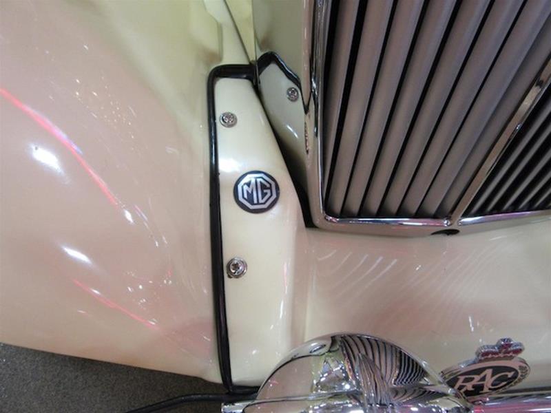 1952 MG TD 27