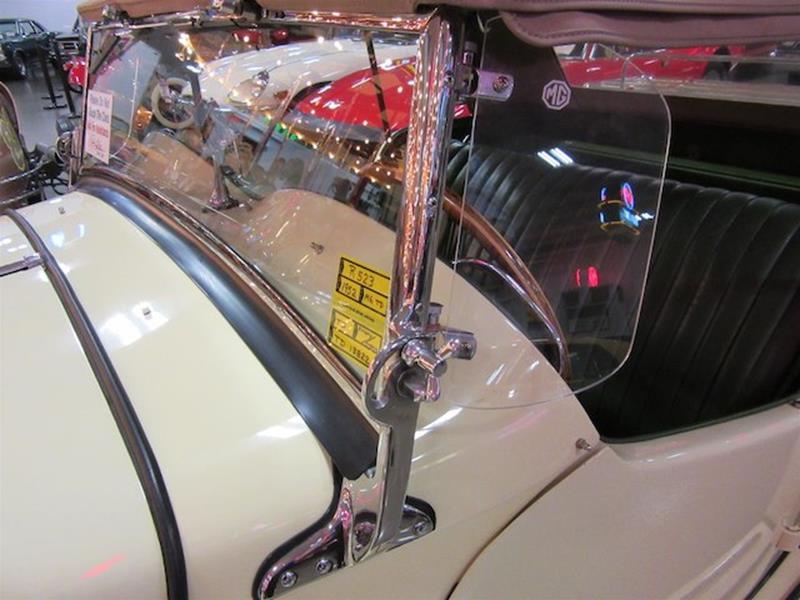 1952 MG TD 21