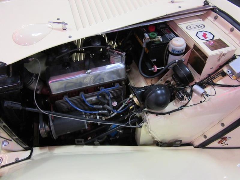 1952 MG TD 52