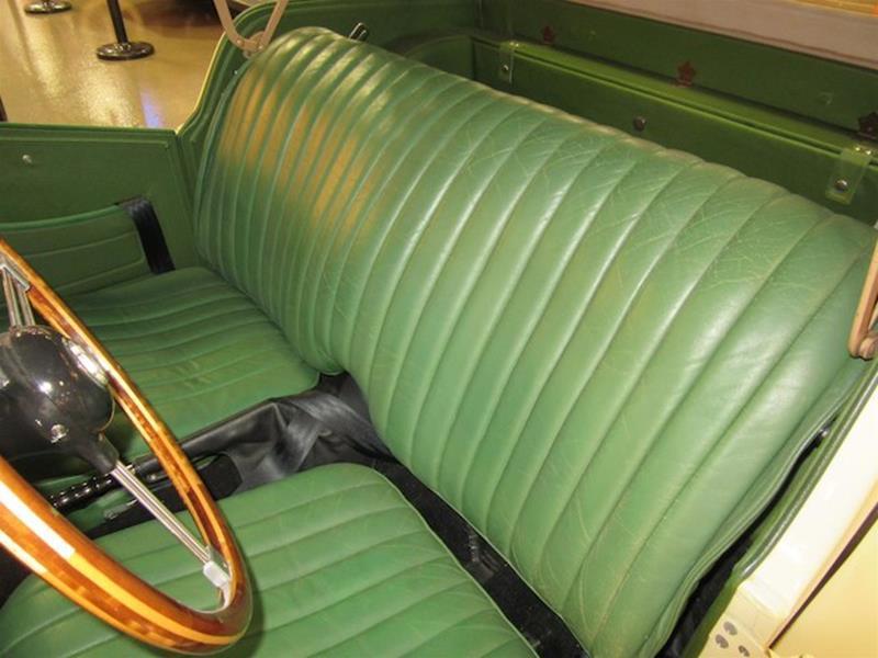 1952 MG TD 39
