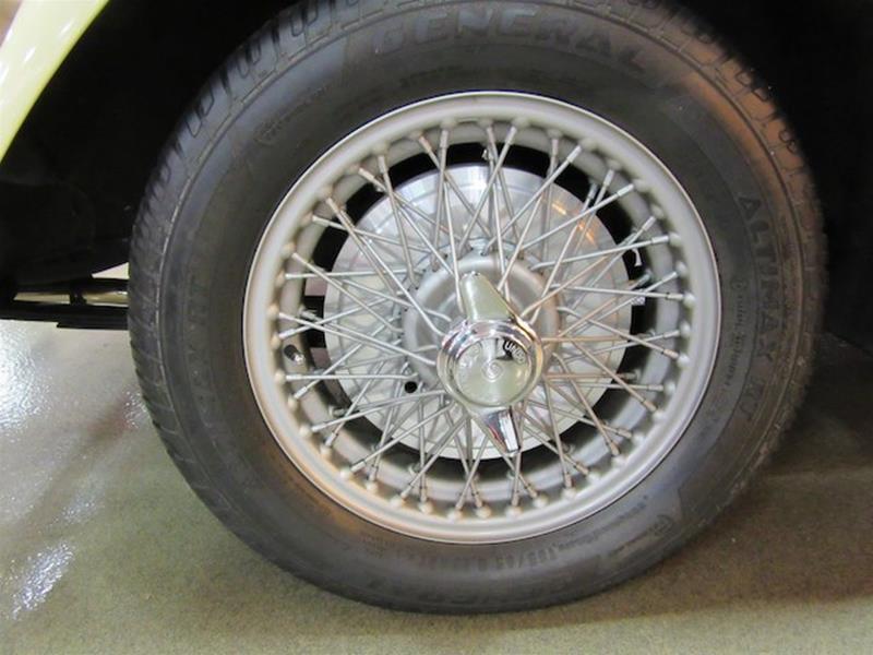 1952 MG TD 33