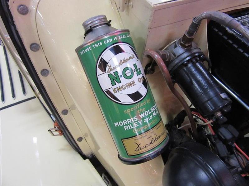 1952 MG TD 58