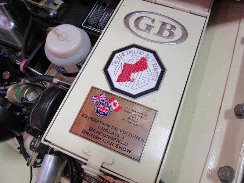 1952 MG TD 55