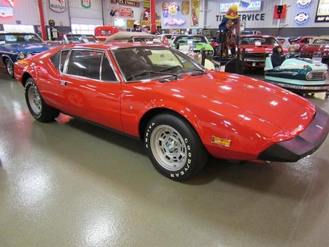 1974 De Tomaso Pantera for sale in Greenwood, IN