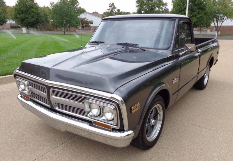 1971 GMC C/K 1500 Series for sale at WEST PORT AUTO CENTER INC in Fenton MO