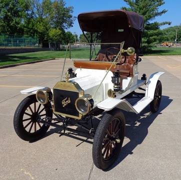 1910 Ford Model T for sale at WEST PORT AUTO CENTER INC in Fenton MO