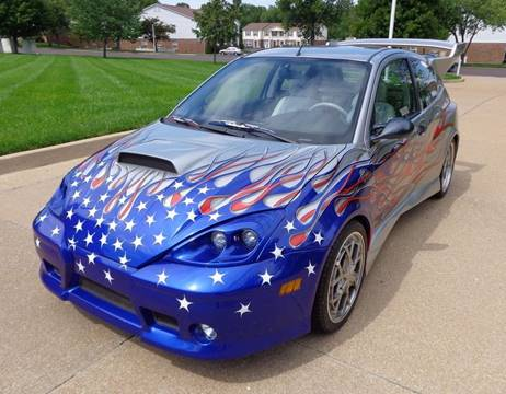 2000 Ford Focus for sale at WEST PORT AUTO CENTER INC in Fenton MO