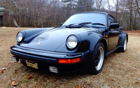 1982 Porsche 930 for sale at WEST PORT AUTO CENTER INC in Fenton MO