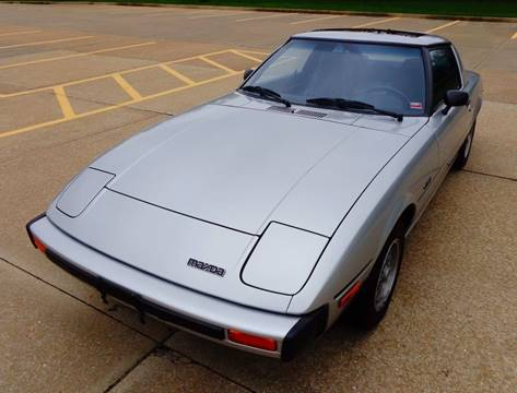 1980 Mazda RX-7 for sale at WEST PORT AUTO CENTER INC in Fenton MO