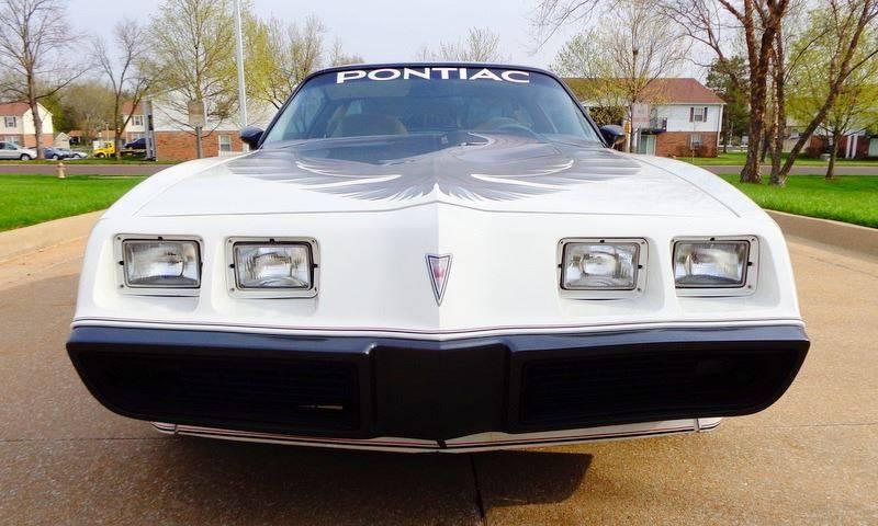 1980 Pontiac Trans Am PACE CAR TURBO 301 In Fenton MO - WEST PORT