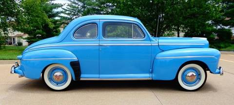 1946 Ford Super Deluxe for sale at WEST PORT AUTO CENTER INC in Fenton MO