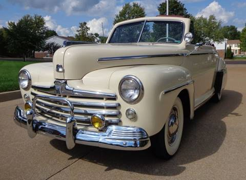 1947 Ford Super Deluxe for sale in Fenton, MO