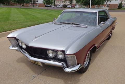 1964 Buick Riviera for sale at WEST PORT AUTO CENTER INC in Fenton MO