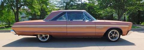 1965 Plymouth Sport Fury for sale at WEST PORT AUTO CENTER INC in Fenton MO