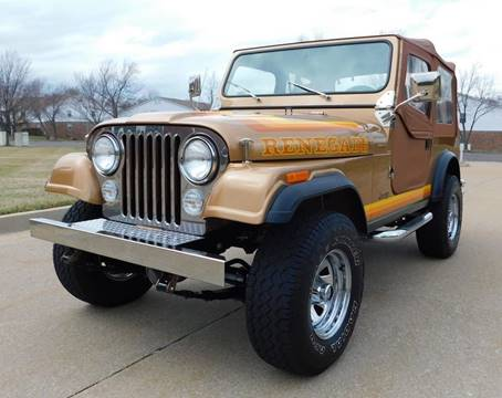 1982 Jeep CJ-7 for sale in Fenton, MO