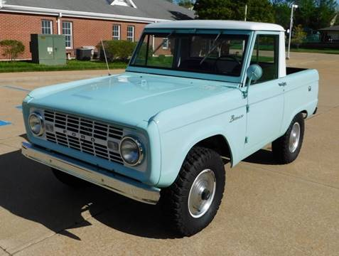 Ford Bronco For Sale Craigslist | Top New Car Release Date