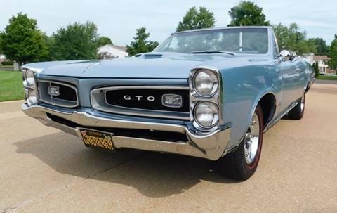 1966 Pontiac GTO for sale in Fenton, MO
