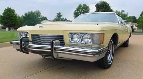 1973 Buick Riviera for sale in Fenton, MO