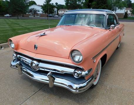 1954 Ford Crestline for sale at WEST PORT AUTO CENTER INC in Fenton MO