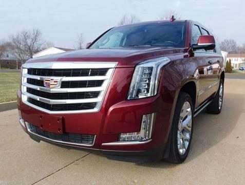 Used Cadillac Escalade For Sale >> Used Cadillac Escalade For Sale In Saint Louis Mo