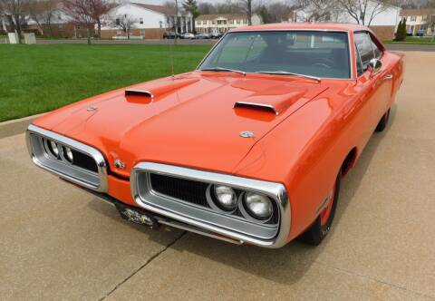 1970 Dodge Coronet for sale at WEST PORT AUTO CENTER INC in Fenton MO