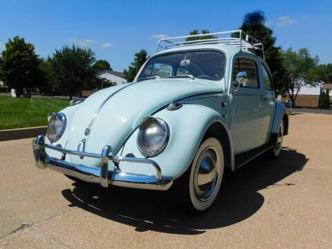 1959 Volkswagen Beetle for sale at WEST PORT AUTO CENTER INC in Fenton MO