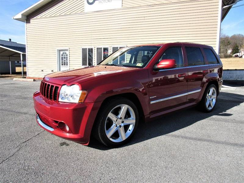 2006 jeep grand cherokee srt8 in mount sidney va select. Black Bedroom Furniture Sets. Home Design Ideas